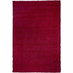 Payidar Kırmızı Shaggy Halı 9000NM 120x180  cm