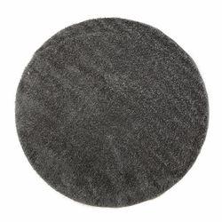Payidar Gri İpek Shaggy Halı 9000NM 160x160 cm