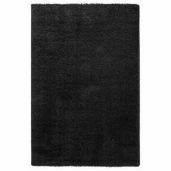 Payidar Siyah İpek Shaggy Halı 9000NM 120x180 cm