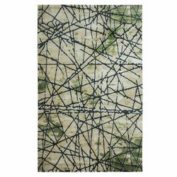 Payidar Capella 1635A 120x170 cm Krem / K.Gri Çizgi Desen Modern Halı