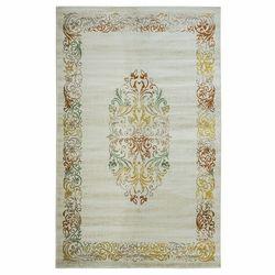 Payidar Capella 4311A 80x150 cm Krem / Bej Damask Desen Modern Halı