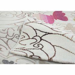 Saray Halı Gazelle OZD40 120x170 cm Kelebek Desen Modern Halı