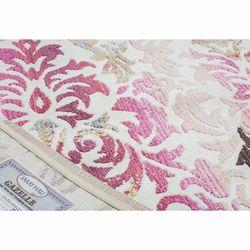 Saray Halı Gazelle OZD41 80x150 cm Damask Desen Modern Halı