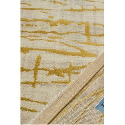 Payidar Lorav G0056M 160x230 cm Arsebük Desen Bej / Gold Modern Halı