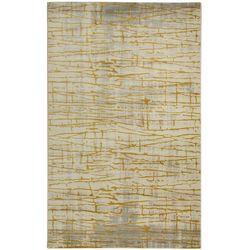 Payidar Lorav G0056M 80x150 cm Arsebük Desen Bej / Gold Modern Halı