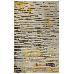 Payidar Lorav G2720M 160x230 cm Zebra Desen Bej / Gri Modern Halı