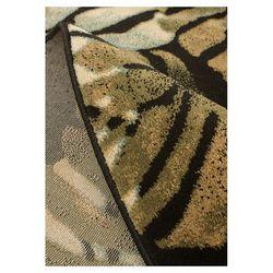 Payidar Lorav HE21NM 120x120 cm Amazon Desen Siyah / Yeşil Modern Halı