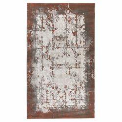 Saray Halı Tarz 021-AS0 80x150 cm Denyum Desen Halı