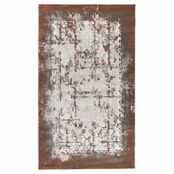 Saray Halı Tarz 021-AS0 100x300 cm Denyum Desen Halı