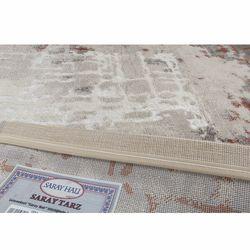 Saray Halı Tarz 018-AX1 100x200 cm Royal Desen Halı
