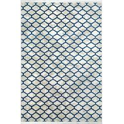 Payidar Vaveyla 1586A 120x170 cm Mavi Duru Desen Modern Halı