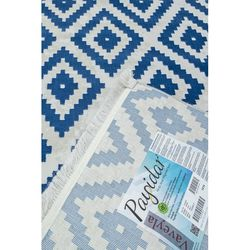 Payidar Vaveyla 1672A 120x170 cm Mavi Resital Desen Modern Halı