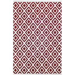 Payidar Vaveyla 1672A 150x230 cm Bordo Resital Desen Modern Halı
