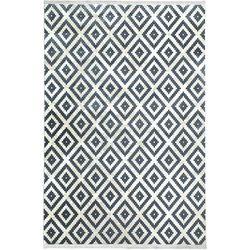 Payidar Vaveyla 1672A 80x150 cm Gri Resital Desen Modern Halı