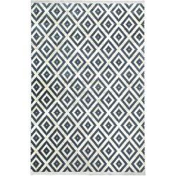 Payidar Vaveyla 1672A 150x230 cm Gri Resital Desen Modern Halı