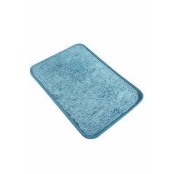 Chilai Home  Ayakizi Banyo Halısı (40x60 cm) - Koyu Mavi