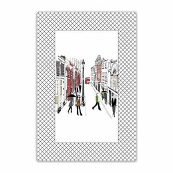 Art By Cadran SCL198 MDF Tablo - 30x45 cm