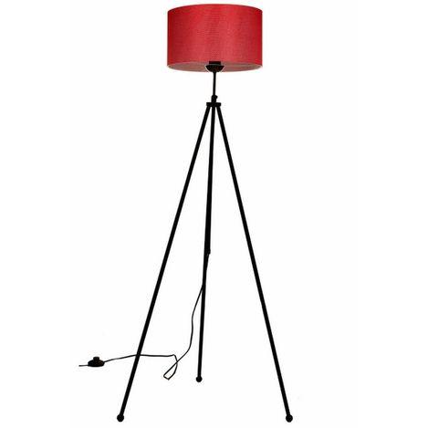 Safir Light Mio Lambader Metal Kırmızı