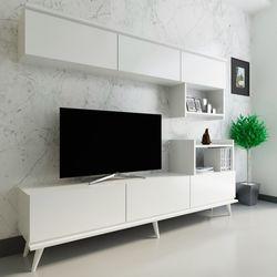 Arnetti Hazal Tv Ünitesi - Beyaz