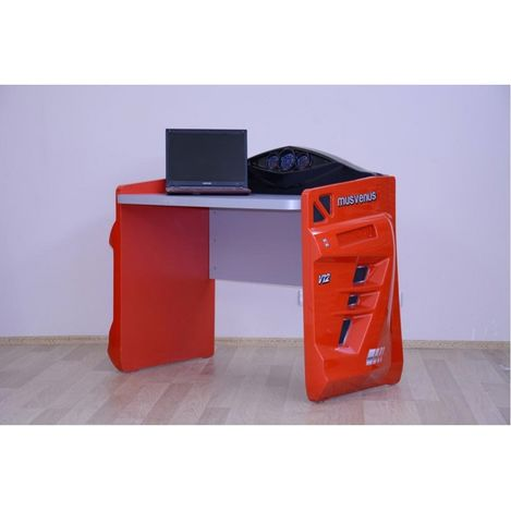 Odacix Süper Sport Çalışma Masası - Kırmızı
