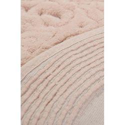 Chilai Home Pıante Oval Cotton Pembe 2 Lı Set Klozet Takımı