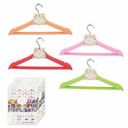 Onton Candy 3'lü Ahşap Model Elbise Askısı