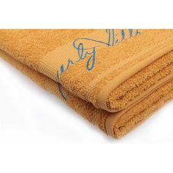 Beverly Hills Polo Club Polo Havlu Seti 50x100(2) Hand&Towel Bhpc Nakış Hardal
