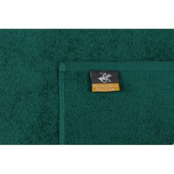 Beverly Hills Polo Club Polo Havlu Seti 50x90cm (2) Hand&Towel 6Çizgili Yeşil