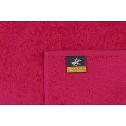 Beverly Hills Polo Club Polo Havlu Seti 50x90cm (2) Hand&Towel Botanik Fuşya