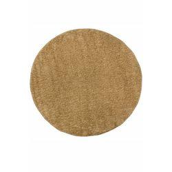 Payidar Gold Shaggy Halı 9000NM 120x120  cm