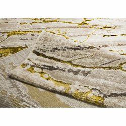Payidar Gold G2644M Krem 80x150 cm Kök Desen Modern Halı