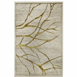 Payidar Gold G4018M Krem 120x180 cm Doğa Desen Modern Halı