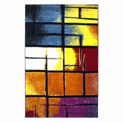 Payidar Roya Y467 Renkli Modern Halı - 120x180 cm
