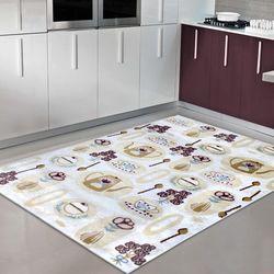 Payidar Evrim HB38 Modern Mutfak Halısı - 100x300 cm
