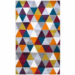 Payidar Evrim HB29 Renkli Modern Halı - 80x300 cm