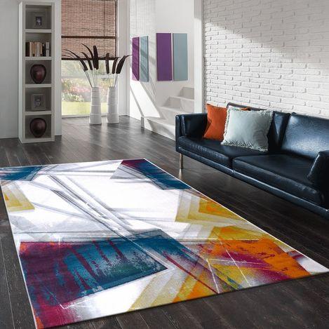 Resim  Payidar Evrim G1069M Renkli Modern Halı - 100x300 cm