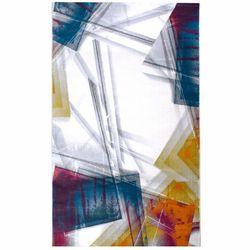 Payidar Evrim G1069M Renkli Modern Halı - 100x300 cm