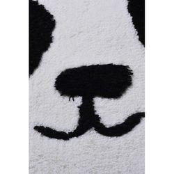 Chilai Home Panda Shape Banyo Halısı (90x90 cm) - Beyaz