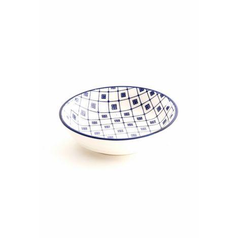 Arow 01 Porselen Yuvarlak Çerezlik