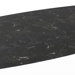 Just Home Casual Orta Sehpa - Siyah 118x50 cm