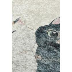 Chilai Home Angry Cats DJT 2'li Klozet Takımı