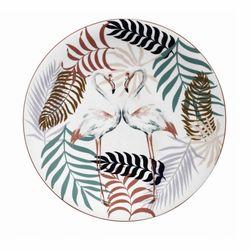 Kütahya Porselen Flamingo 24 Parça Yemek Seti