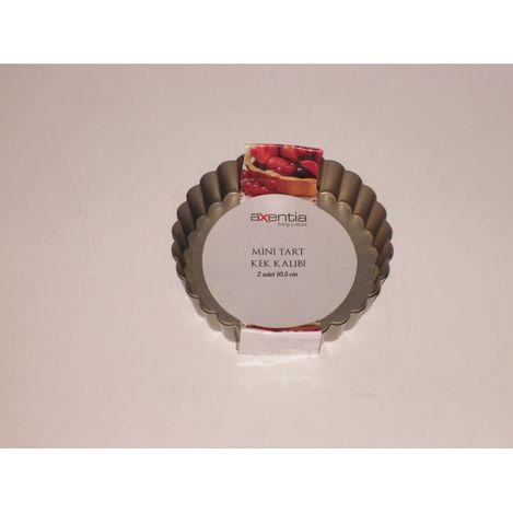 Top Star 546 2'li Mini Tart Kalıbı - 11,8x2 cm