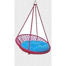 Altınoluk Relaks Salıncak Kırmızı ( Mavi Minderli )
