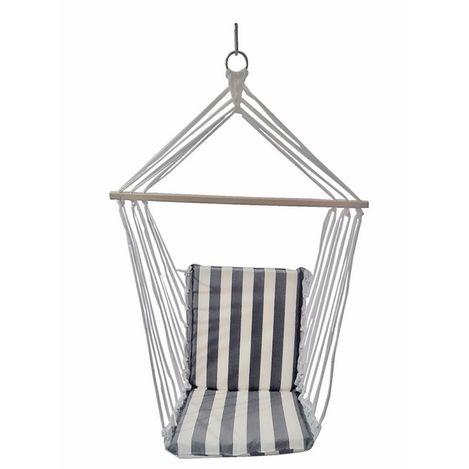 Resim  Altınoluk Sandalye Salıncak ( Siyah Beyaz )