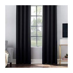 Premier Home Fon Perde (Siyah) - 140x270 cm