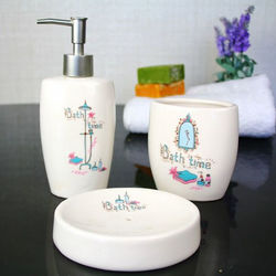 Limbo Home Bath 3 Parça Banyo Seti