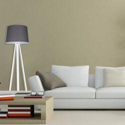 Modelight Deko Tripod Lambader - Beyaz/Füme