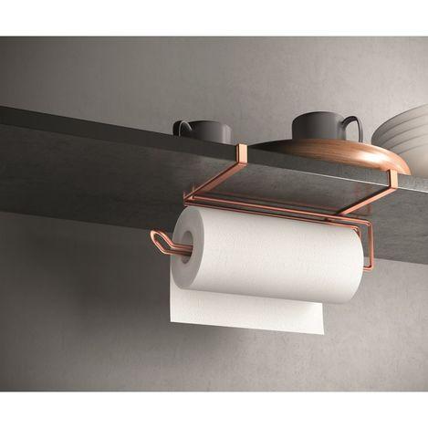 Metaltex Easy Roll Copper Kağıt Havlu Rafı