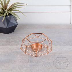Perotti Metal Piramit Mumluk - Asorti